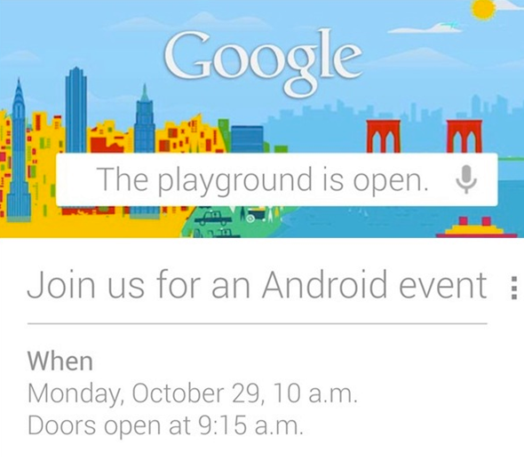 Android Event New York