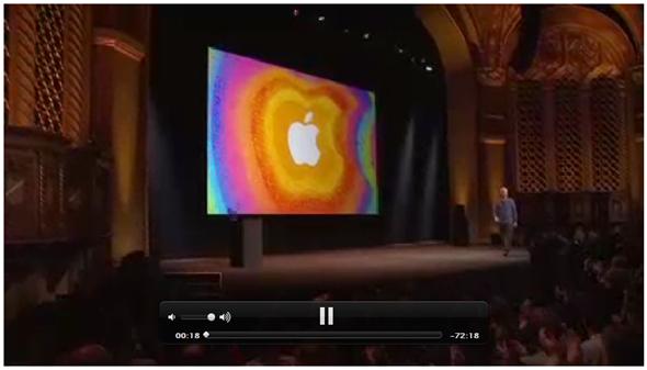 Apple keynote iPad mini