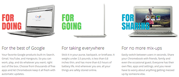 Chromebook Samsung new