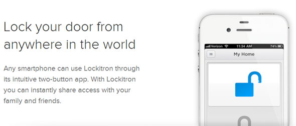 Lockitron