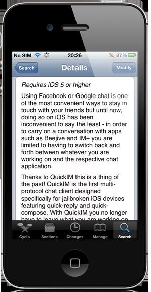 QuickIM1