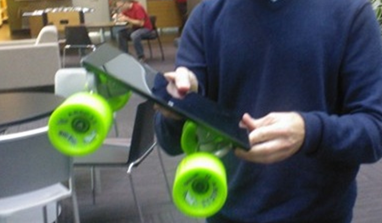 Surface skateboard 2