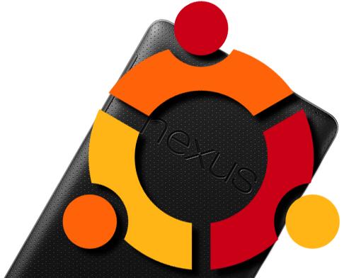 Ubuntu Nexus 7