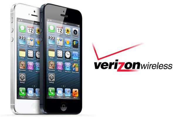Verizon iPhone 5
