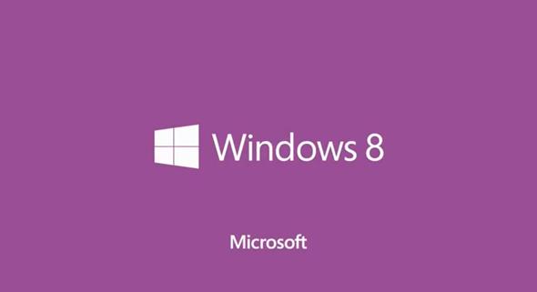 Windows 8 purple
