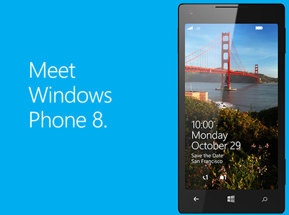Windows Phone 8 event invite