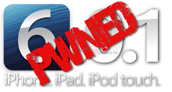 iOS 61 pwned