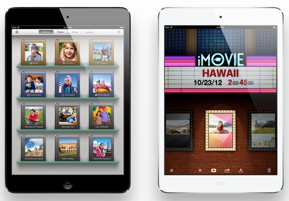 iPad mini colors