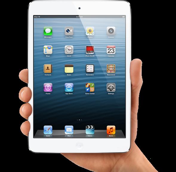 iPadminii