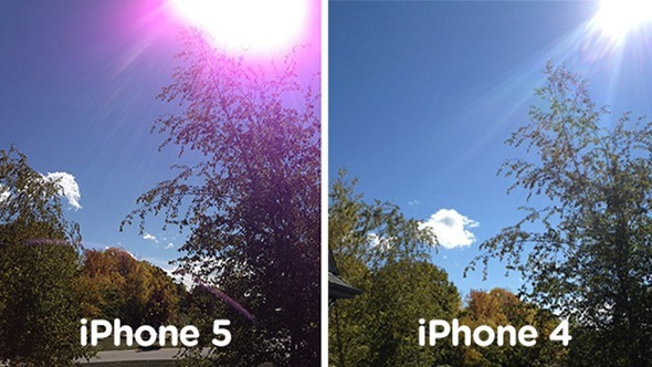 iPhone 5 purple haze