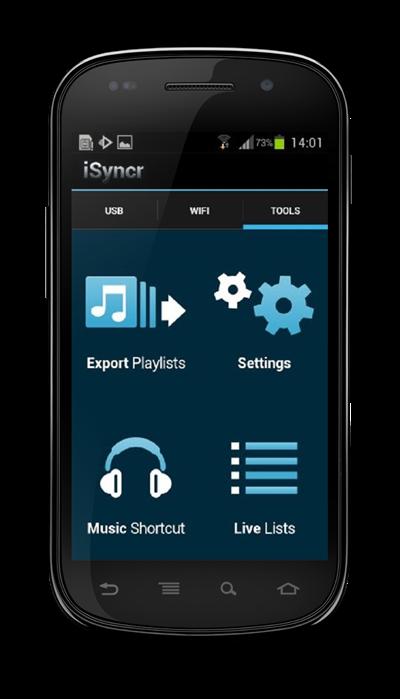 iSyncr 2