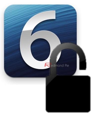 ios6 unlock