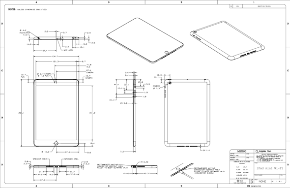 schematics for ipad mini and ipad 4 now available online redmond pie rh redmondpie com ipad mini 4 schematic diagram pdf ipad mini 4 schematic diagram pdf