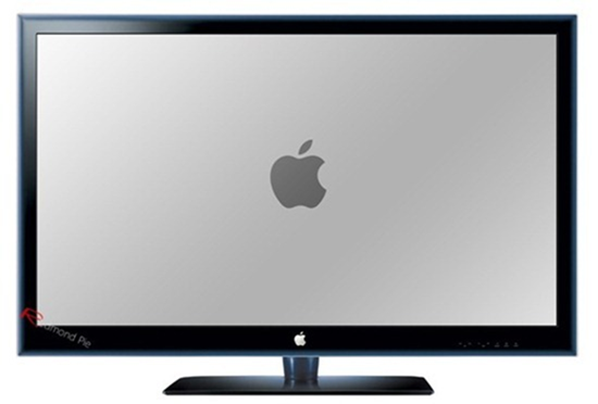 Apple TV set