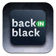 Back In Black iOS