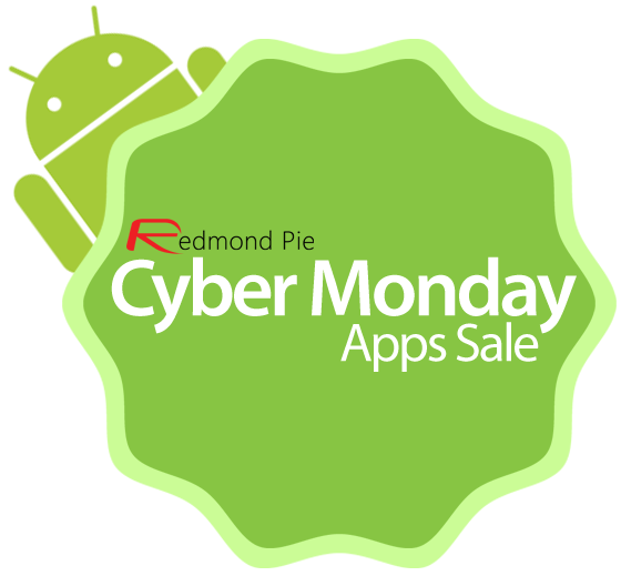 Cyber Monday Android Apps Sale