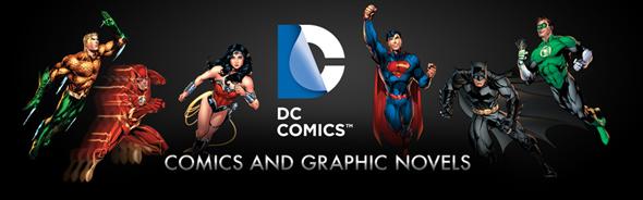 DC Comics iBooks