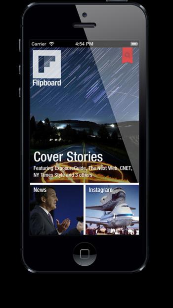 Flipboard iPhone 5