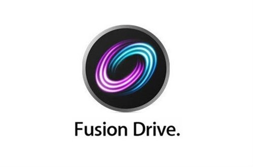 Fusion Drive logo Apple