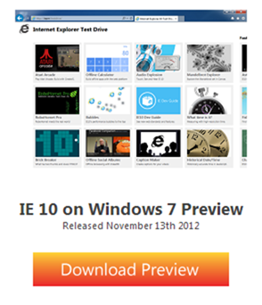 IE10 preview