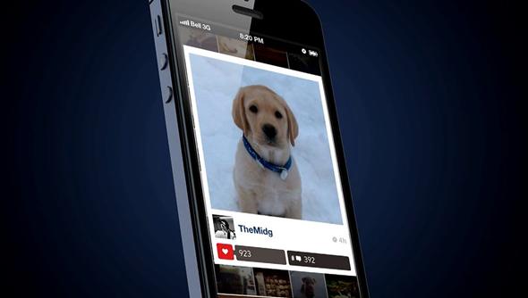 Instagram Concept iOS