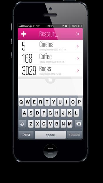 Kountly iOS 3