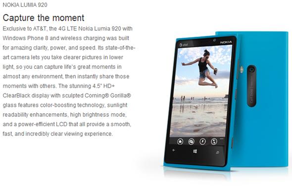Lumia 920 ATT 1
