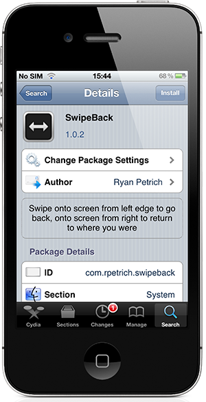 SwipeBack1