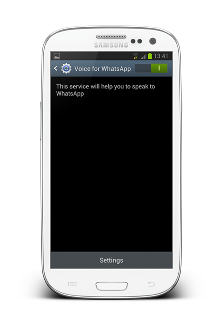 Whatsapp voice 2