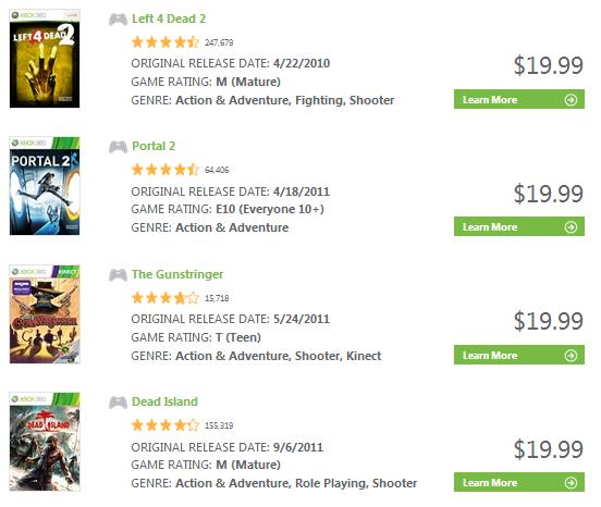 Xbox deals Black Friday