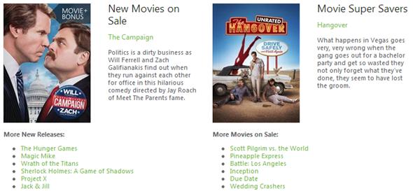 Xbox movies sale Black Friday