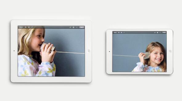 iPad mini Photos