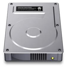 mac hdd logo