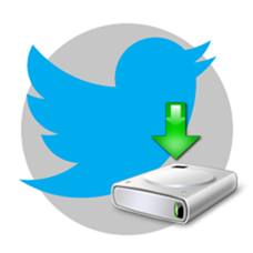 Download Tweets logo