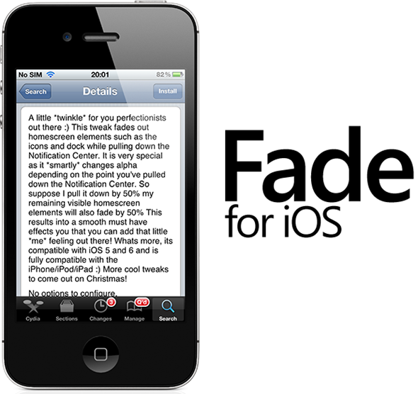 Fade for iOS