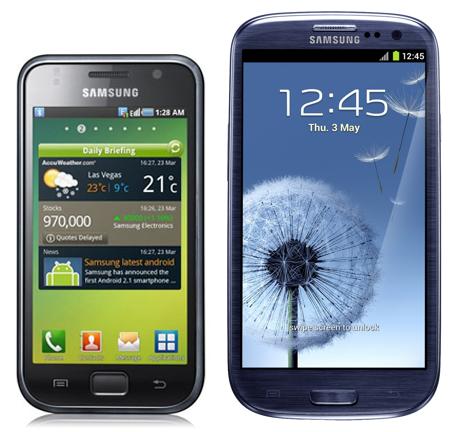Galaxy S S3