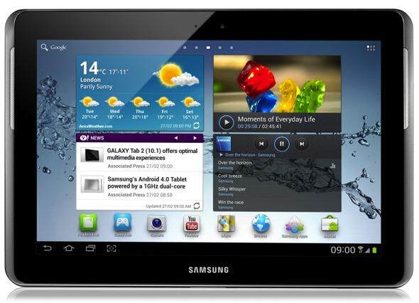 Galaxy Tab 2 101