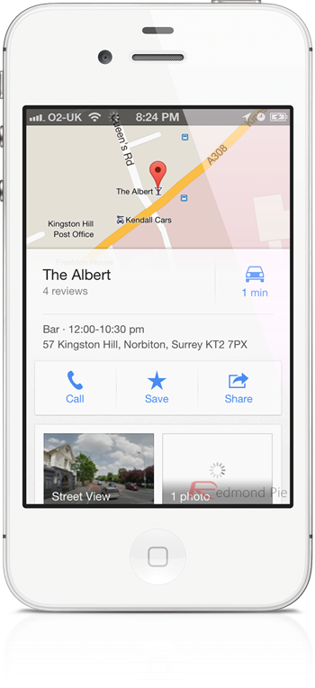 GoogleMaps 2