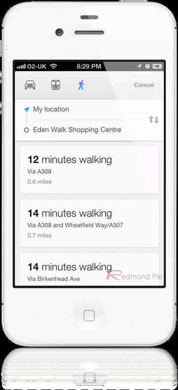 GoogleMaps 3