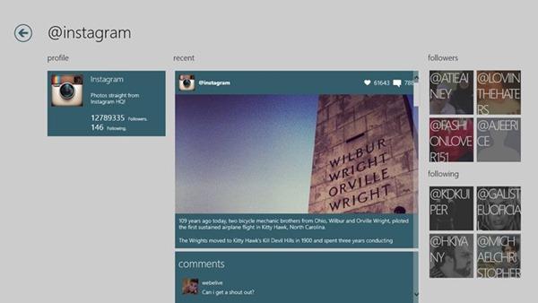 Instagram On Windows 8 (1)