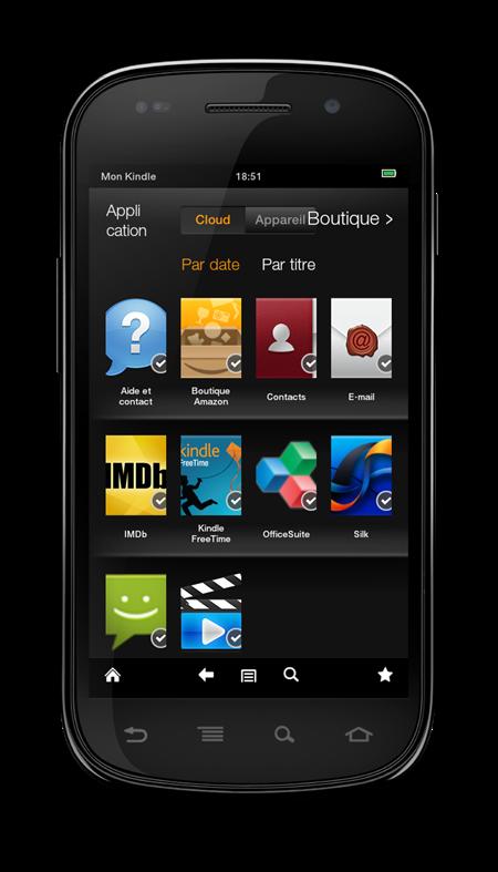 Nexus S Kindle Fire HD ROM 2