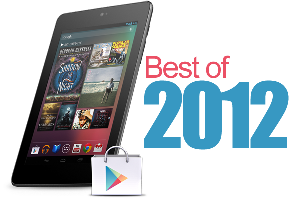 Play Store best of 2012