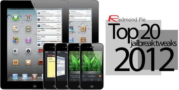 Top Jailbreak Tweaks 2012