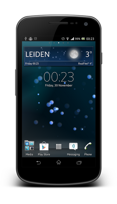 Xperia Launcher Android