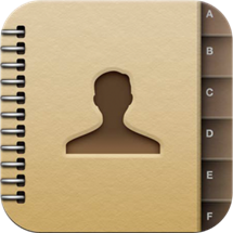 iOS contacts logo