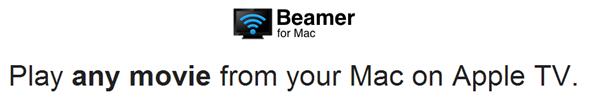 Beamer for Mac