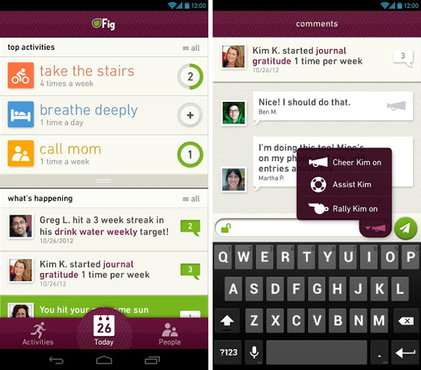 Fig for Android