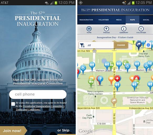 Inaugural 2013 Android