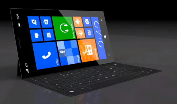 Surface Phone concept 1