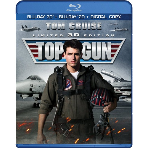 Top Gun Bluray